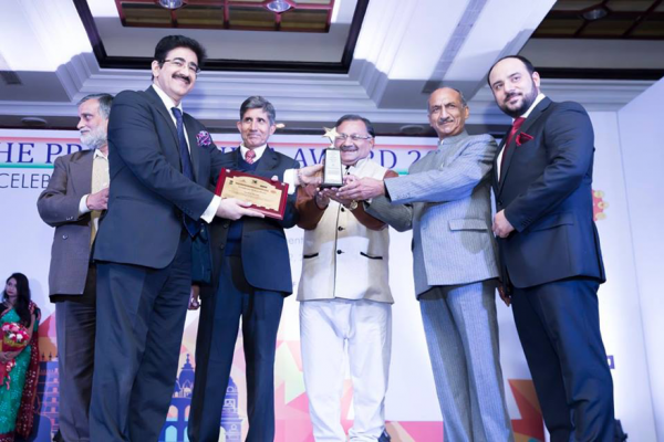 Pride Of India Award 2015