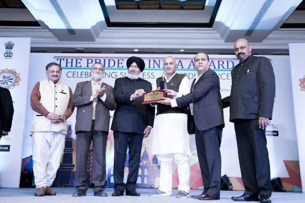 Pride Of India Award