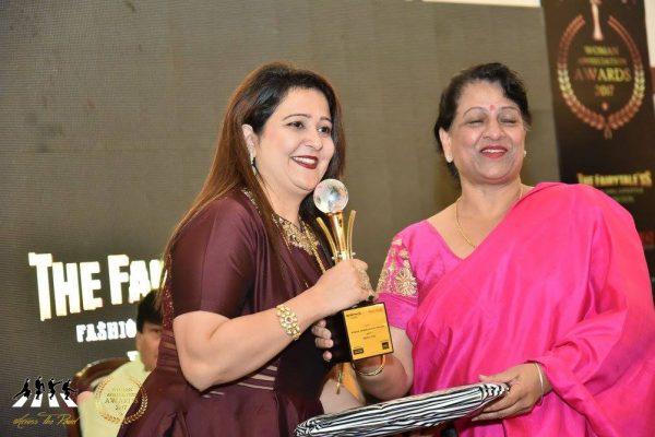 Women-Appreciation-Award Winner